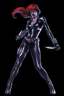 Black Widow-Marvel Comics